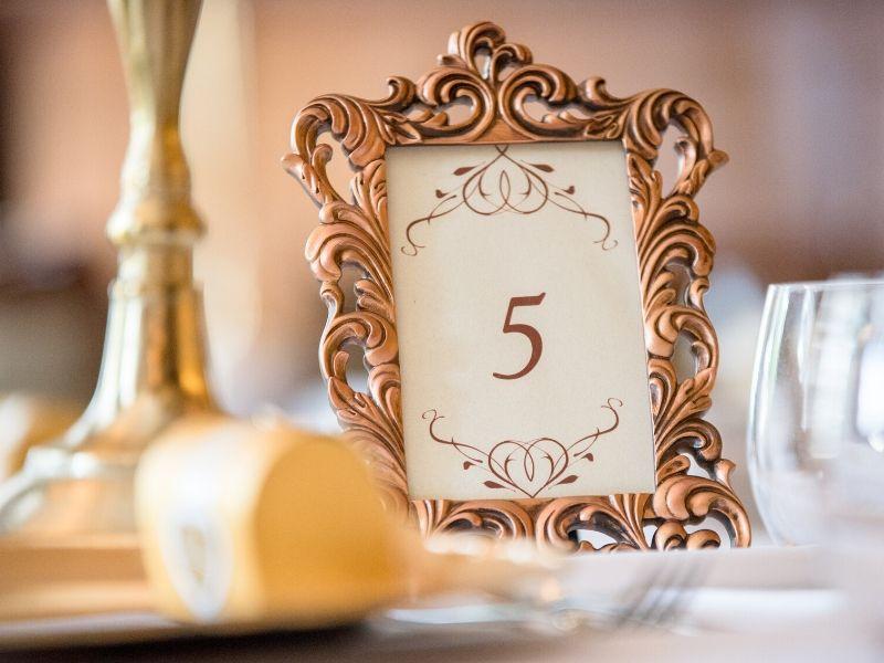 5番テーブル